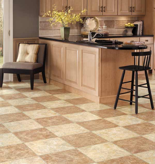 Resilient Is A Category Of Flooring That Offers Floors In Every Budget From High End To Low Product Types Include Sheet Tiles And Planks