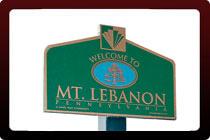 Mt Lebanon Estate Log