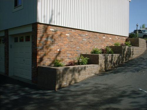 Diamond Landscaping Inc Retaining Walls Gallery