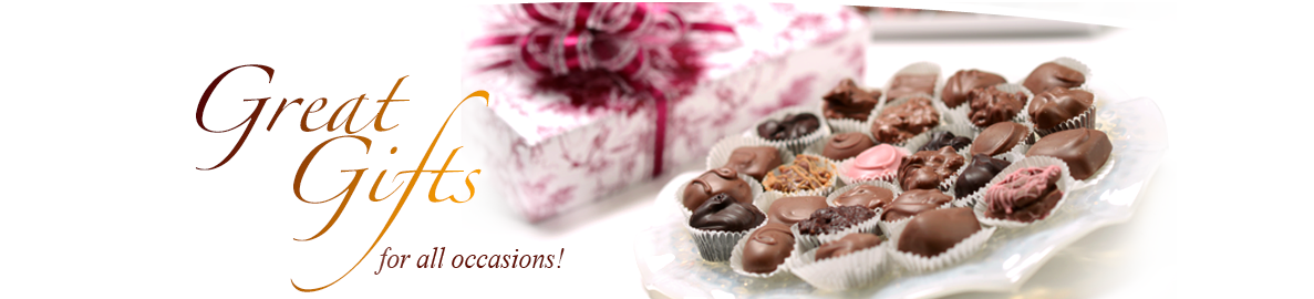Dorothy's Candies make great gifts for any occasion!