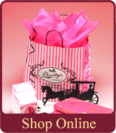 Shop Dorothy's Candies online and recieve our chocolaty treats in the mail.