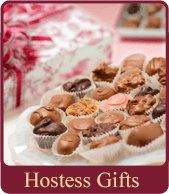 Luxurious Swiss chocolate gifts for the entertaining hostess in your life.