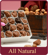 All of our delectable products are made of high-quality and natural ingredients.