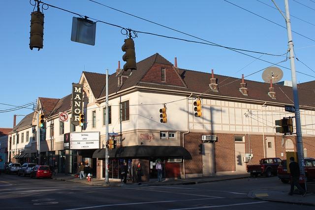 Pollock Real Estate, Inc  - Manor Theatre, Barnes & Noble