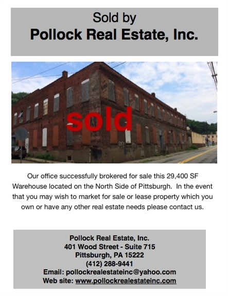 Sold North Side warehouse being converted to Self Storage by Dan Spanovich. Great working with Dan! -  ...