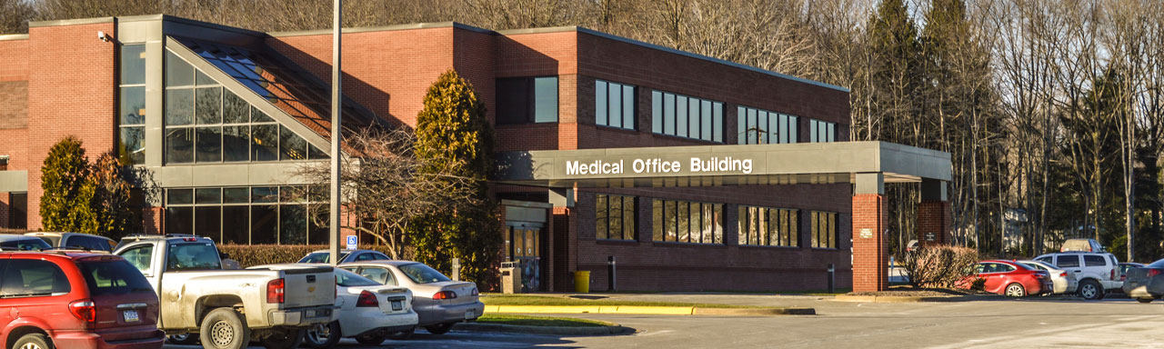 Medical office building in Northwestern PA.