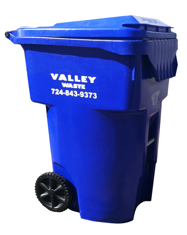 valley waste recycling container