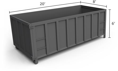 Roll Off Dumpster Rental Vogel Disposal