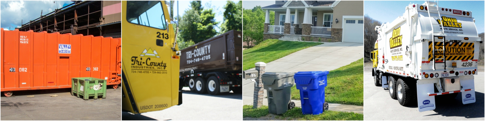 Waste and Recycling Hauling Companies | Vogel Holding Inc., PA
