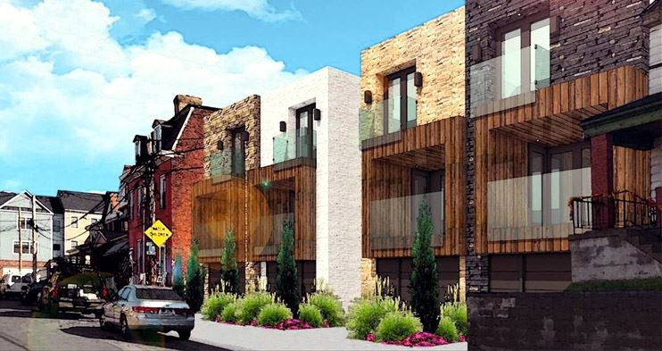 New Construction Division | Regent Penn, Pittsburgh Real Estate