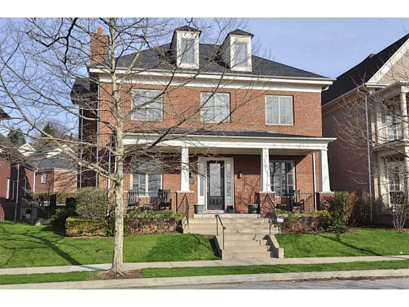 Summerset at Frick in Squirrel Hill - Sold $910,000