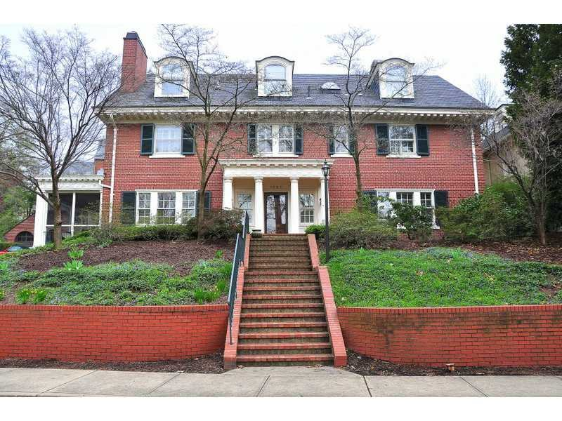 Squirrel Hill - Sold $1,581,000