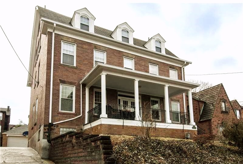 Squirrel Hill - Sold $750,000