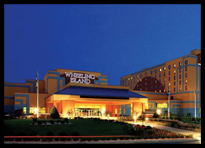 Wheeling Island Hotel, Casino and Racetrack