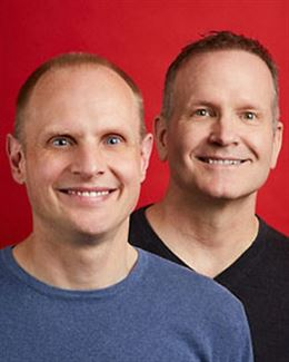Photo of McAdams-Templeton, Team - Mark and Evan