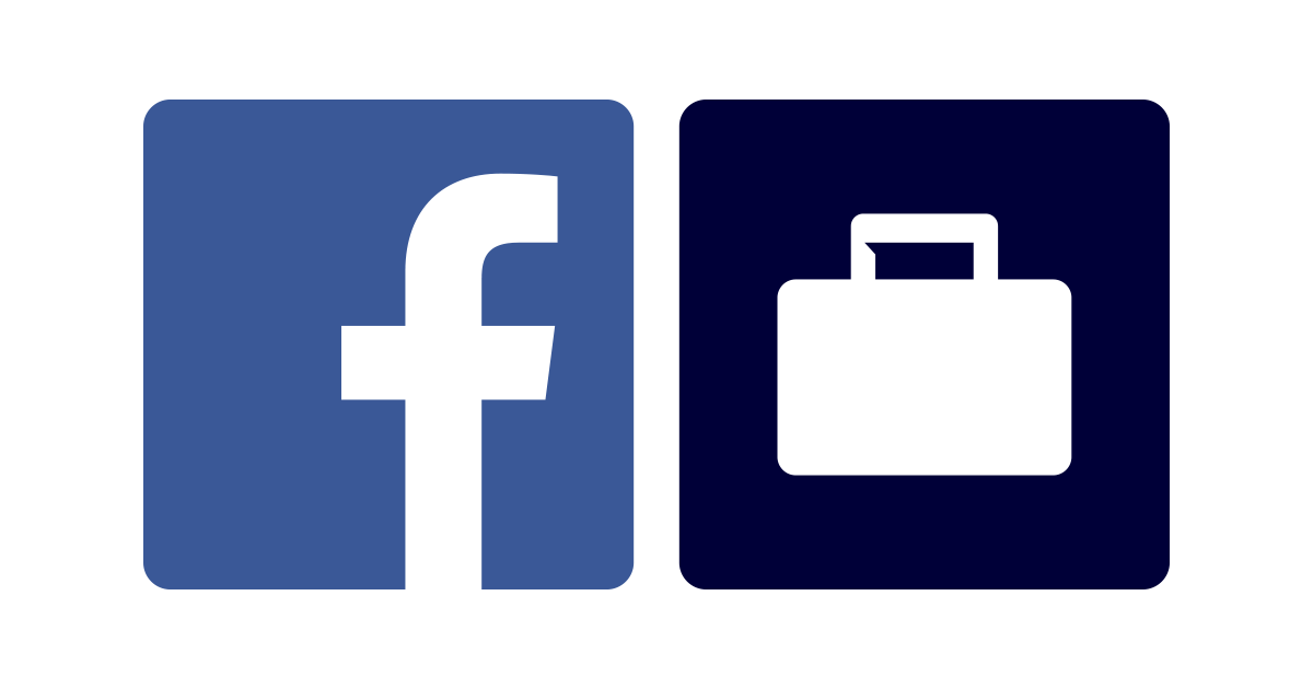 facebook and facebook business manager logos
