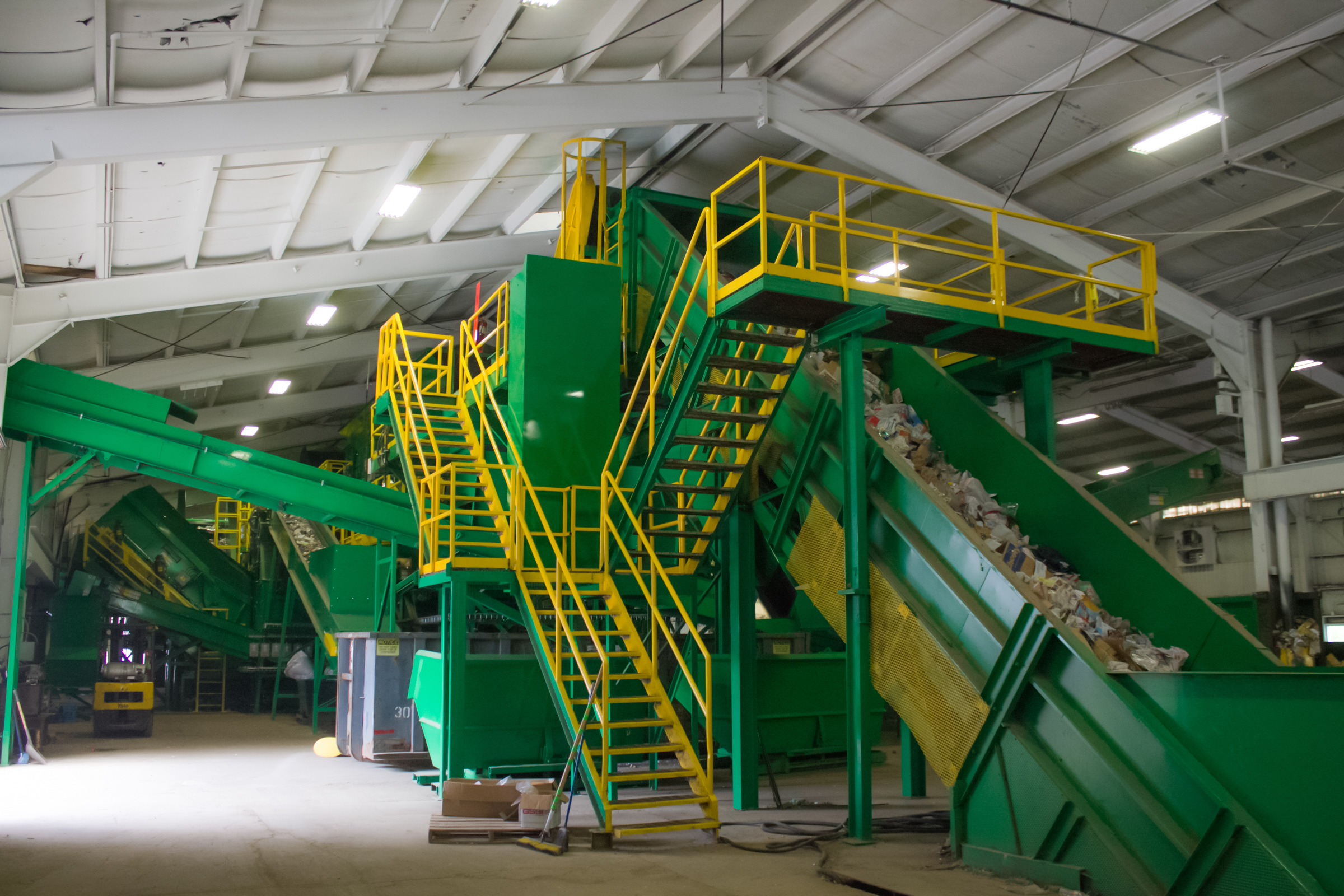 Vogel Holding recycling facility