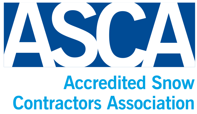 Accredited Snow Contractors Association logo