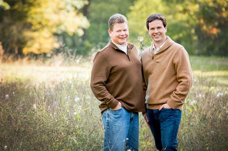 Jeffrey and William Thomas