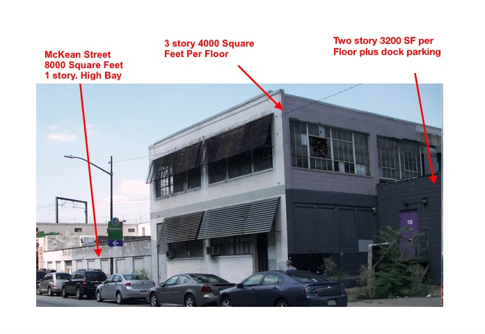 107-115 E Carson Street - Sale Located 1 block from Smithfield Bridge. Building 26000 SF Land area 16000SF #southside #Pit...