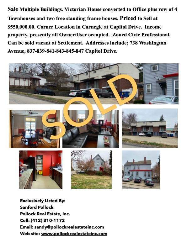 Sold Carnegie Multi Use Property - ...