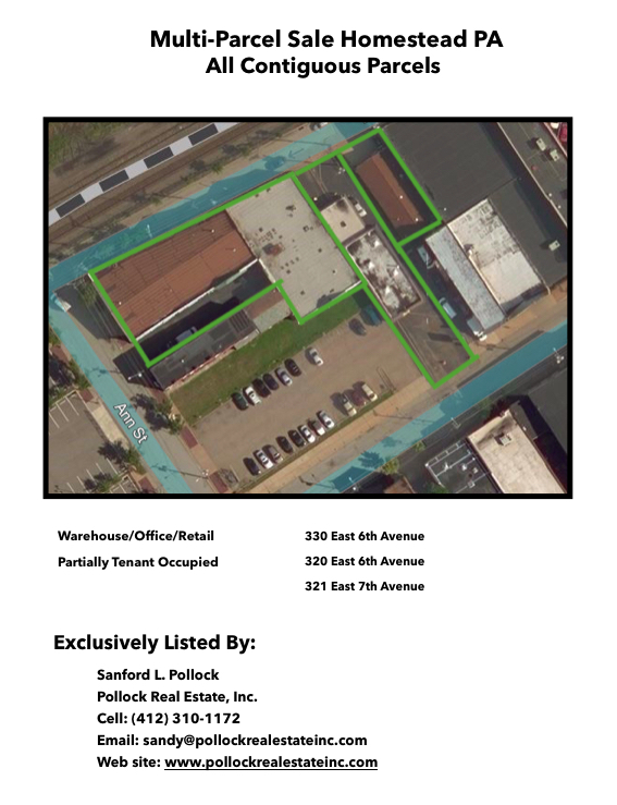 Homestead Warehouse/Office - Homestead Warehouse, office and car wash. All adjoining. Can be sold separately. Priced to se...