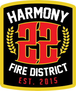 seneca valley partners with harmony volunteer fire district 22 logo