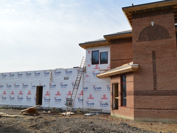 Construction of New North Hills Branch | SSB Bank, Pittsburgh local bank