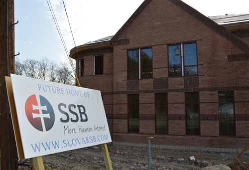 New North Hills bank on Perry Highway  | SSB Bank, Pittsburgh local bank