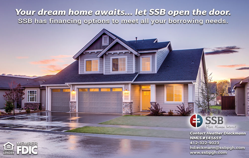 pittsburgh home mortgages | low fees | competitive interest | financing home with local bank