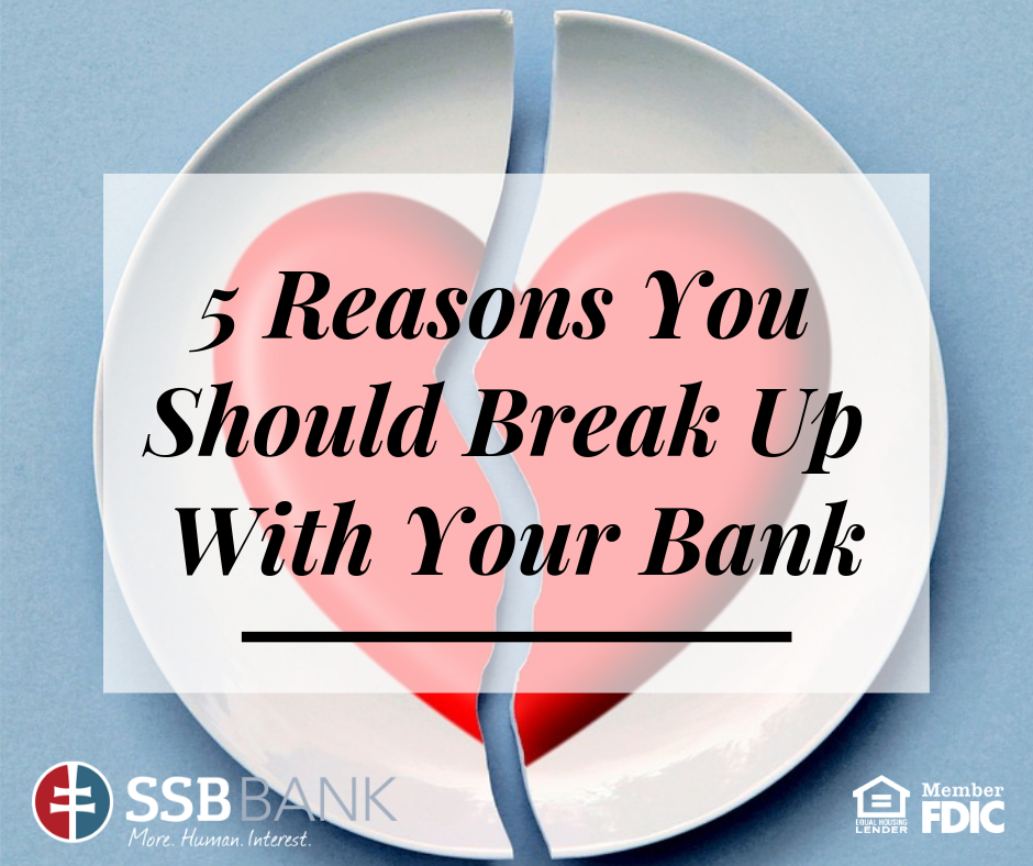 why you should break up