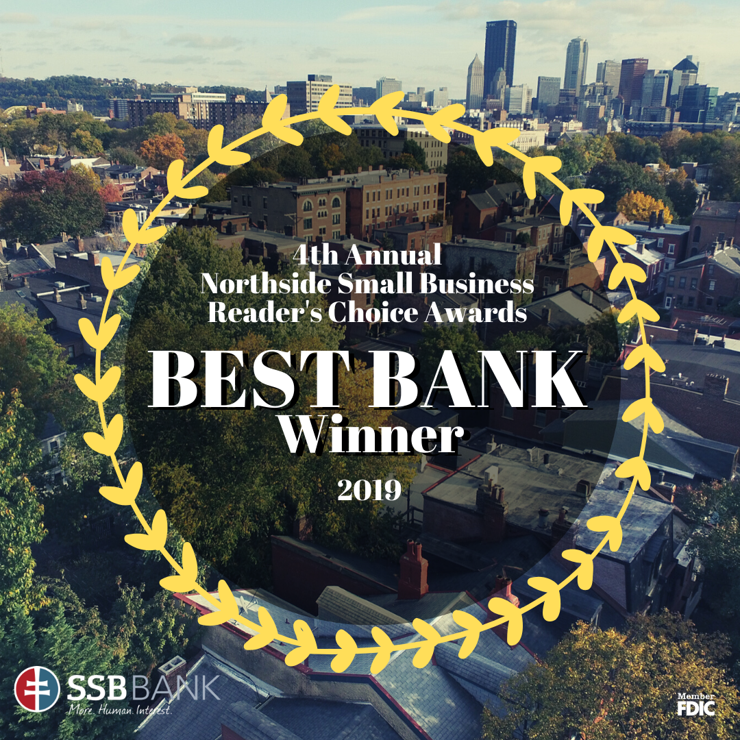 Northside Readers Choice Awards Winner for Best Bank 2019
