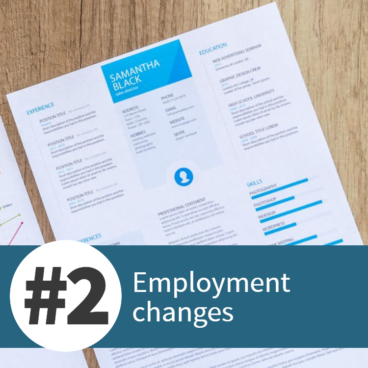 employment changes mortgage pitfall