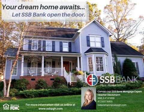 Personal Loans and Mortgages, Auto Loans, Home Equity Loans | SSB Bank, Pittsburgh local bank