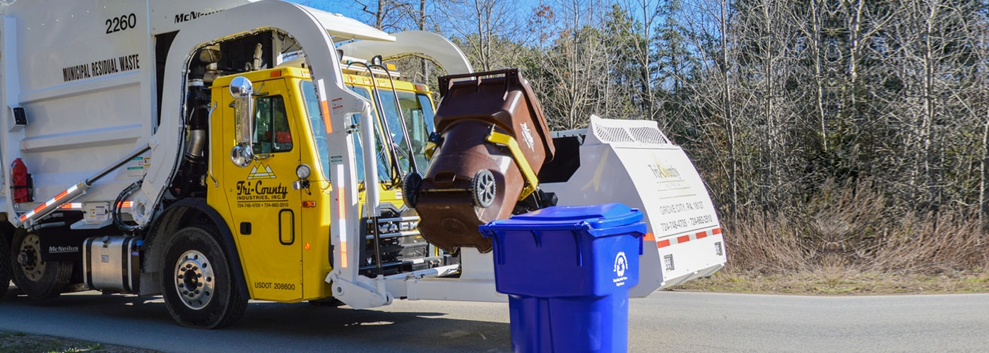 Garbage and Recycling Collection in Northwestern PA