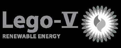 Lego-V Renewable Energy company logo.