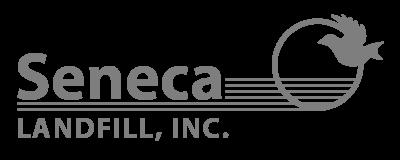 Seneca Landfill company logo.