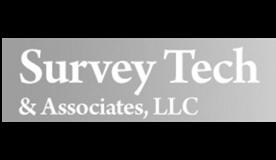Survey Tech and Associates company logo.