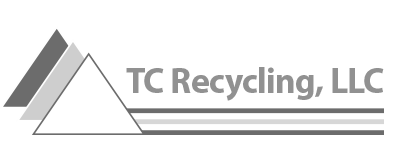 TC Recycling company logo.